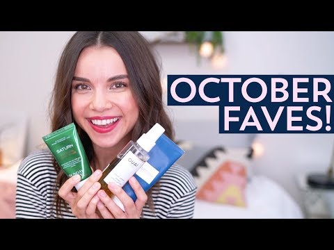 October Favorites 2017! Hair, Skin, Fashion + More | Ingrid Nilsen thumbnail