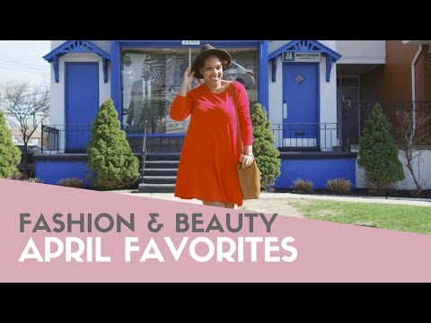 April Fashion & Beauty Favorites, featuring Charming Charlie