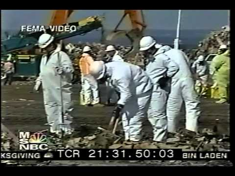 NIST FOIA: MSNBC Investigates - Out of the Rubble (2001)