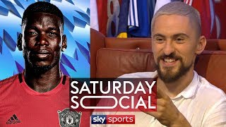 Vuj reacts to Man Utd's penalty debate! | Saturday Social