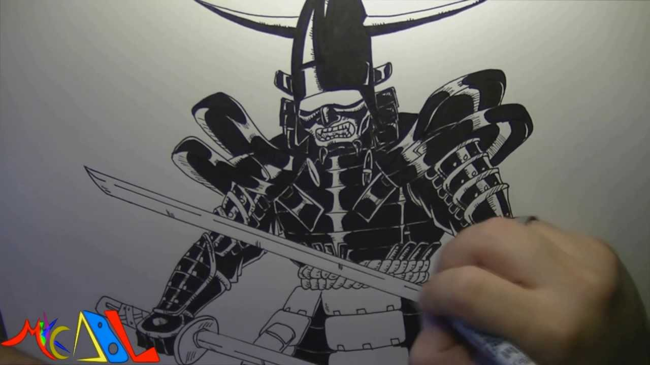 Dibujando A Doku Ninja Gaiden Youtube