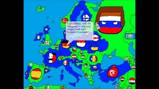 Alternate Future of Europe in CB - 2 - European Union Is Disbanded