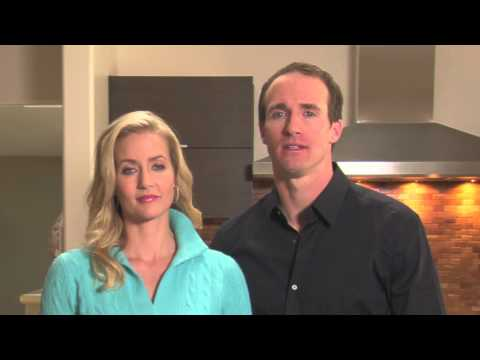 Brees' Talk About Kids & Food Allergies for So Delicious Dairy Free