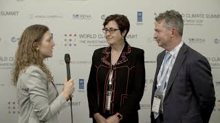 WCS - ICOP Cecilia Tarrant Craig Weise interview