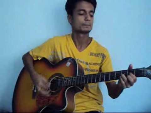Bekaraar - Lucky Ali - Paathshaala (Guitar Cover).wmv