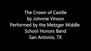 The Crown of Castile by Johnnie Vinson