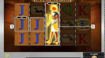 Eye of Horus Freispiele BIG WIN | Merkur Online Casino