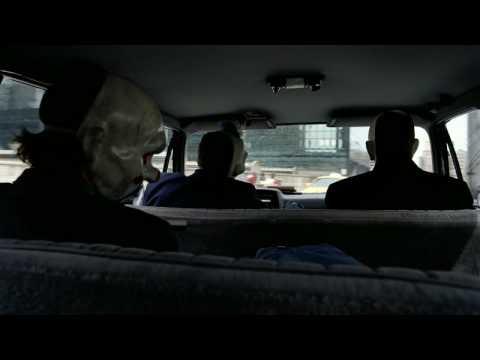 The Dark Knight Bank Robbery Scene HD