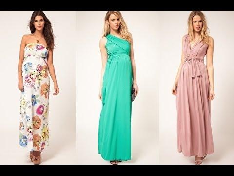 Как сшить платье для беременных самостоятельно  Вытворяшки - YouTube b55923a4e18