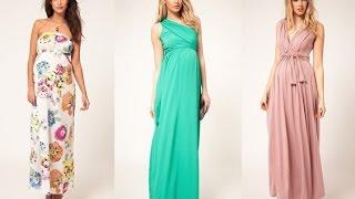Как сшить платье для беременных самостоятельно? Вытворяшки