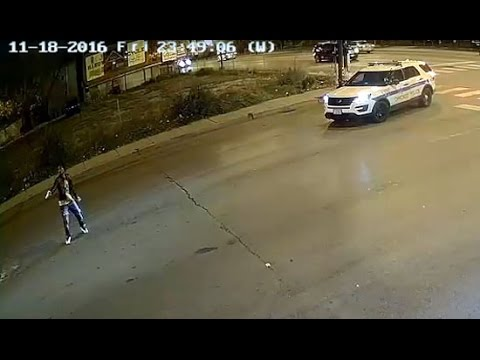 Chicago Police Shot and Killed a Man that Shot another in Englewood