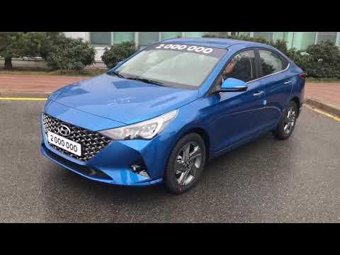 Hyundai Solaris 2020. Первый обзор обновлённого Соляриса. Что изменил рестайлинг?