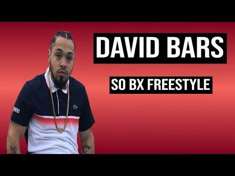 David Bars  -  So Bx Freestyle (Official Audio)