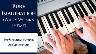 Jazz Piano Tutorial - Pure Imagination - Analysis