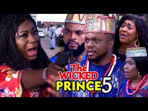THE WICKED PRINCE SEASON 5 - Ken Erics - Nigerian Movies 2019 Latest Full Movies