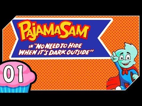 Let's play - Pajama Sam 1 [01] - Meet Sam!  