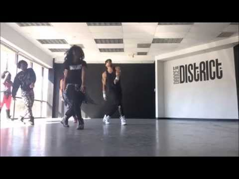 SHAUN T VISITS THE DANCE DISTRICT STUDIOS IN CHARLOTTE, NC