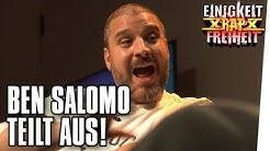 """BEN SALOMO I """"Deutschrap ist antisemitisch und ideologisch!"""""""