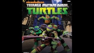 Teenage Mutant Ninja Turtles, Nickelodeon, Xbox 360 Gameplay