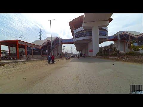 [Vlog] Metro Train Orange Line Part 1/4 | 13/Apr/2018 | Lahore
