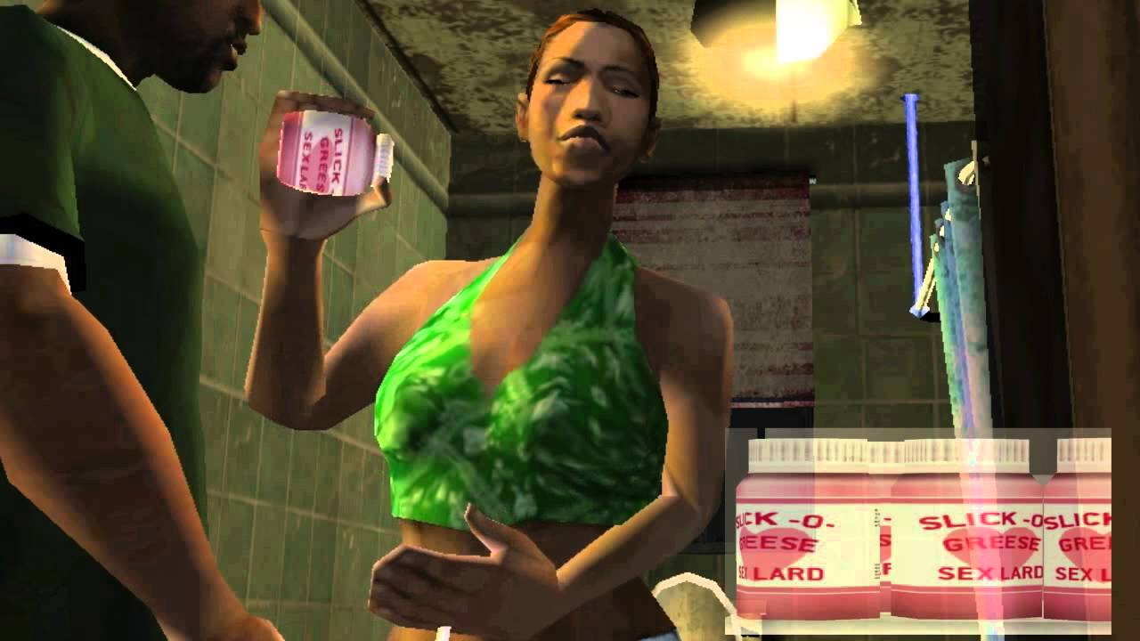 Gta san andreas sex with millie - 1 2