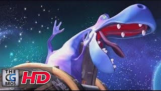 "CGI Animated Short Film HD: ""Cosmosaurus"" - by Pangaea Studios"