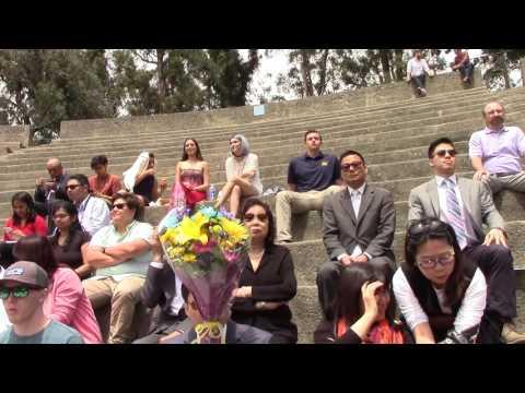 UC Berkeley Psychology Dept - Commencement 2016