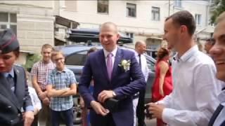 Выкуп невесты в армейском стиле