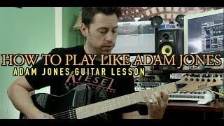 Download Adam Jones Guitar Lesson Mp3 and Videos