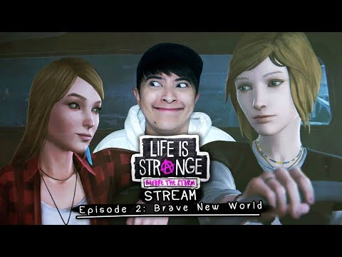 Life is Strange Before the Storm Episode 2: Brave New World | FULL STREAM