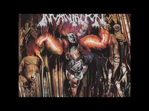Incantation - Mortal Throne of Nazarene (full album)