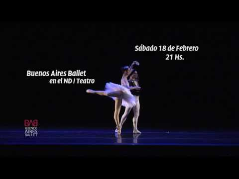 Buenos Aires Ballet - ND  Ateneo  (18-02-17)