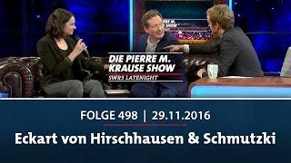 Die Pierre M. Krause Show vom 29.11.2016