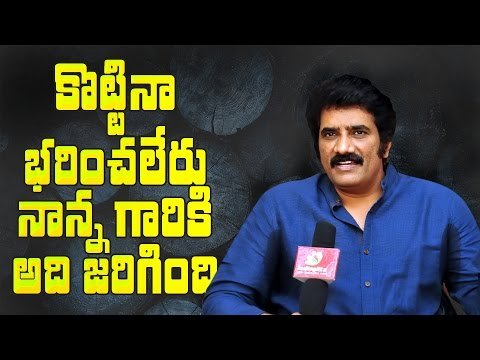 Rao Ramesh on whom he respects the most in industry, being a star villain & more | Interview