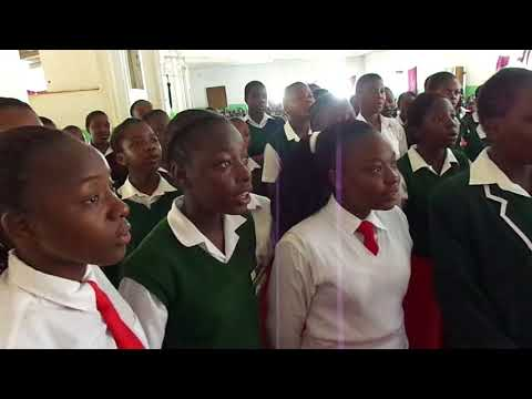 Bonda Choir - Anglican Anthem for Diocese of Manicaland