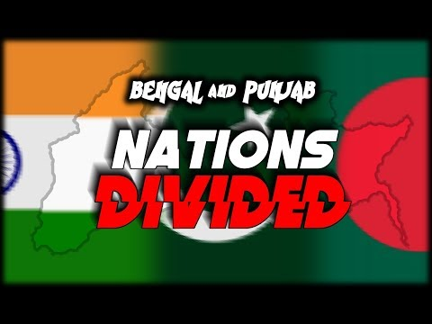 Bengal and Punjab: Nations Divided