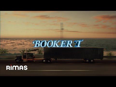 BAD BUNNY - BOOKER T   EL ÚLTIMO TOUR DEL MUNDO [Visualizer]