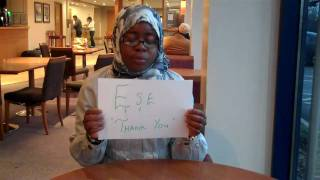 OYW 2010 one word for one young world (Nigeria)