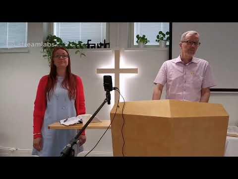 Sunnuntai / Sunday 7.6.2020 - Kristityn kasvu osa 6