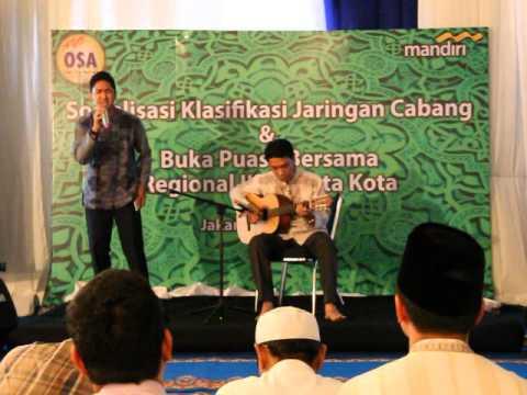 Dengan Menyebut Nama Allah - Gigi - Acoustic Cover - Mario Wawo feat Pak Pur