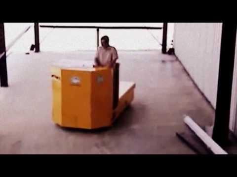 Titan Transporter 2678: 20000 lb Capacity Free Range