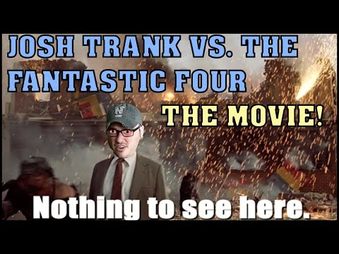 Josh Trank's Fantastic Four: The Controversies Behind The Movie (Trankgate Part 1)
