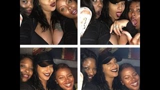 Ne Yo defends as sheCrystal Renay 's criticised for partying