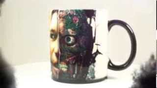 Dark knight Trilogy (Two Face) Morphing Mug MMUG054 Trend Setters ltd