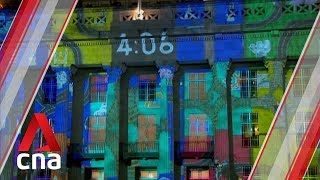Light to Night Festival returns to Civic District on Jan 10