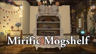 FFXIV: Mirific Mogshelf - Housing Item thumbnail
