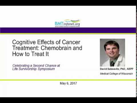 Cognitive Effects of Cancer Treatment: Chemobrain and how to Treat It