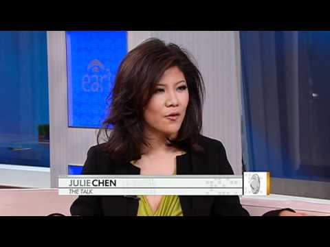 """Julie Chen on her move to """"The Talk"""""""