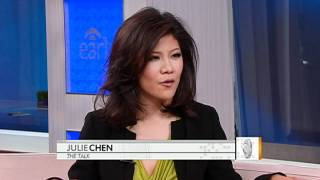 "Julie Chen on her move to ""The Talk"""