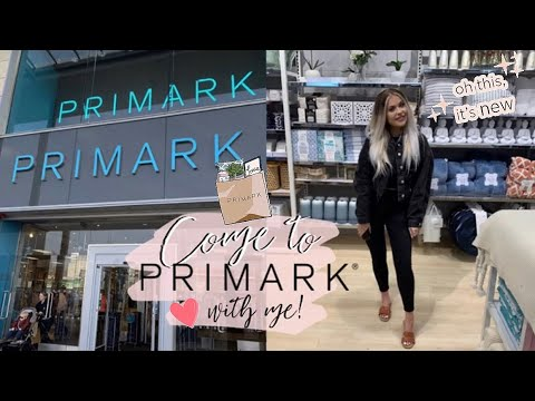 NEW IN + WHATS INSIDE PRIMARK / FASHION, HOME & BEAUTY! COME SHOPPING WITH ME *I spent £250!* 8